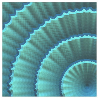 3D Abstract Art 8 Custom Fabric