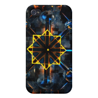 3D Abstract iPhone 4/4S Covers