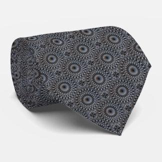 3D art abstrait 7 Cravate Personnalisée