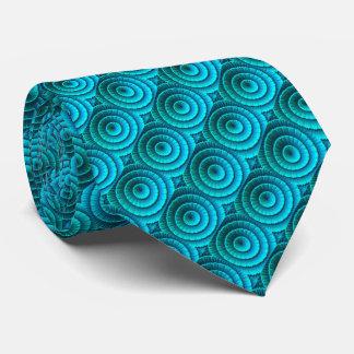 3D art abstrait 8 Cravate Personnalisée