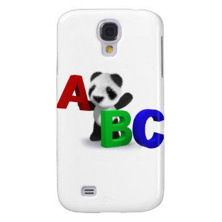 3d Baby Panda ABC