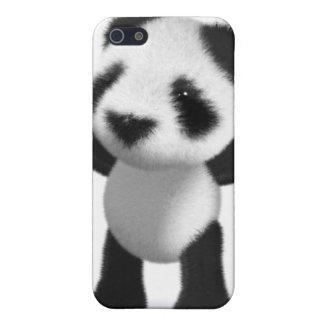 3d Baby Panda Cheers Hooray! iPhone 5 Case