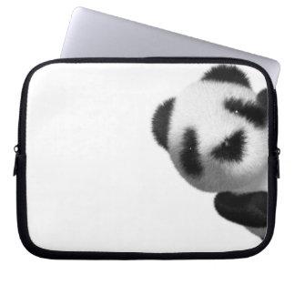 3d Baby Panda Peeps Laptop Sleeve