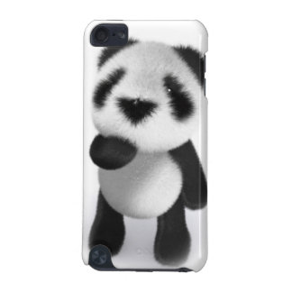 3d Baby Panda Watches iPod Touch 5G Covers