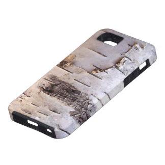 3D Birch Bark iPhone 5 Case