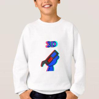 3D Blue Tee Shirts
