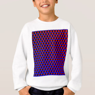 3D Boxes Grid: Sweatshirt