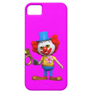 3d Clown Car Horn iPhone 5 Covers