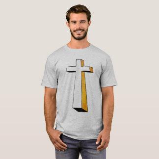 3D Cross T-Shirt