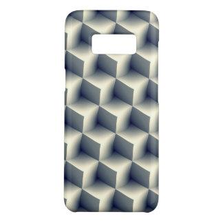3D Cubes Pattern Case-Mate Samsung Galaxy S8 Case