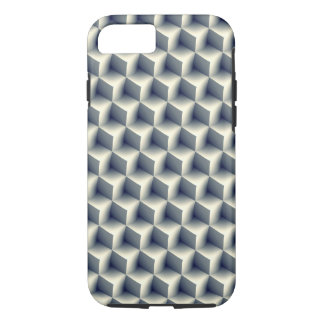 3D Cubes Pattern iPhone 8/7 Case