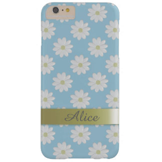 3D Daisy Ribbon Girly Custom iPhone 6 plus Case