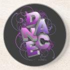 3D Dance (Summer) Coaster