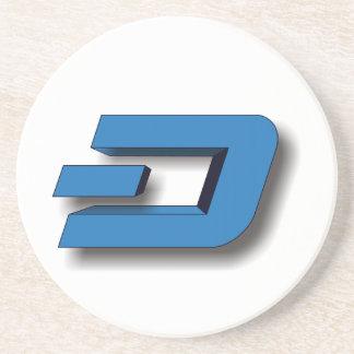 3D DASH Logo Coaster