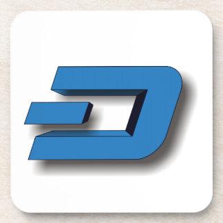 3D DASH Logo Coasters