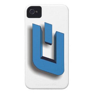3D DASH Logo iPhone 4 Case-Mate Cases
