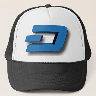 3D DASH Logo Trucker Hat