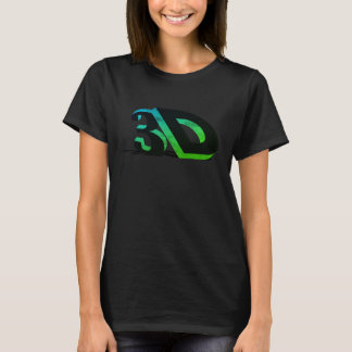 3D - Dynamic Destined & Determined T-Shirt