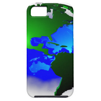 3d earth iPhone 5 cases
