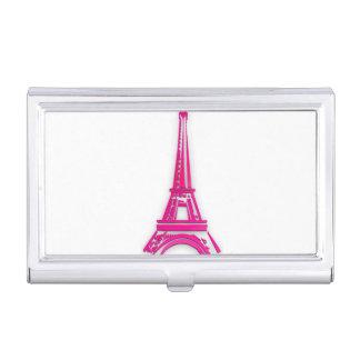 3d Eiffel tower, France clipart Business Card Holder