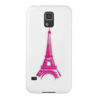 3d Eiffel tower, France clipart Galaxy S5 Case