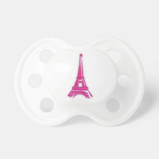 3d Eiffel tower, France clipart Pacifier