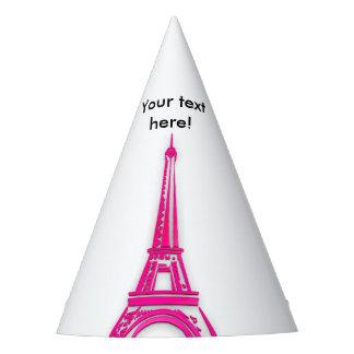 3d Eiffel tower, France clipart Party Hat