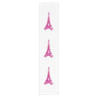 3d Eiffel tower, France clipart Short Table Runner