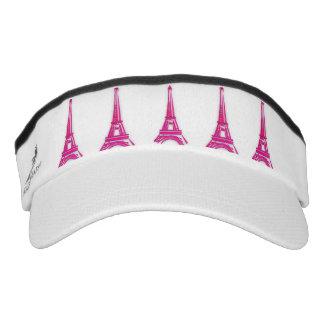 3d Eiffel tower, France clipart Visor