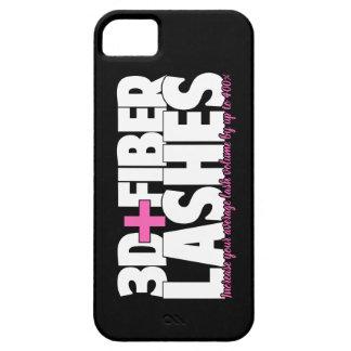 3D + Fiber Lashes iPhone 5 Case