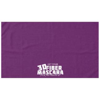 3d Fiber Mascara - Younique Tablecloth
