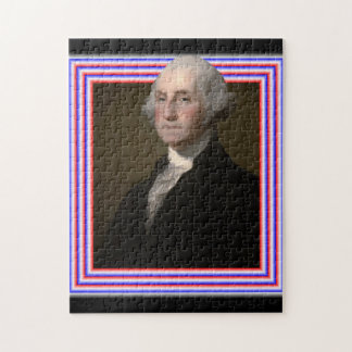 3D GEORGE WASHINGTON PUZZLE