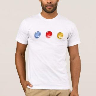 3d Glass Balls T-Shirt