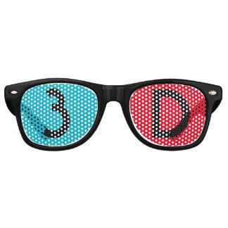 3D glasses wind