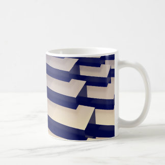 3D Gold Bars Coffee Mug