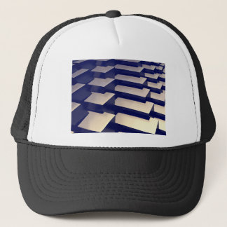 3D Gold Bars Trucker Hat