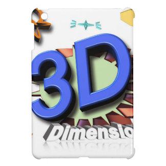 3d grafica iPad mini cover