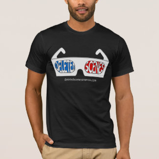 3D Logo Black T-Shirt