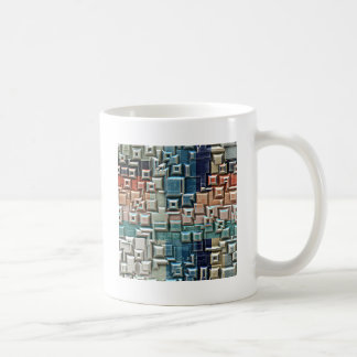 3D Metallic Structure Coffee Mug