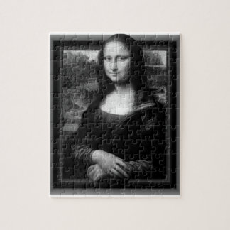 3D MONA LISA PUZZLE [8X10 ONLY]