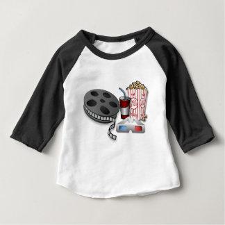 3D Movie Baby T-Shirt