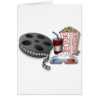 3D Movie Card