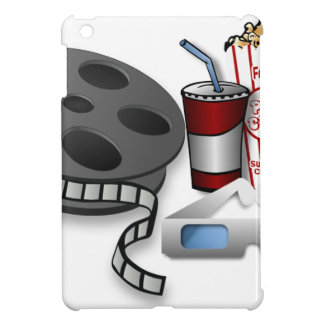 3D Movie Cover For The iPad Mini