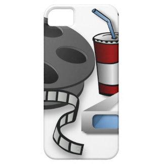 3D Movie iPhone 5 Case
