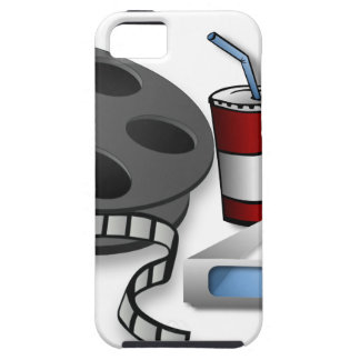 3D Movie iPhone 5 Cover