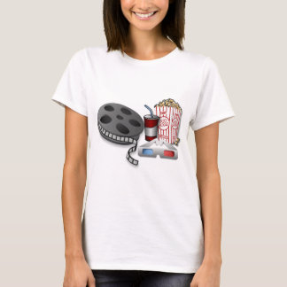 3D Movie T-Shirt
