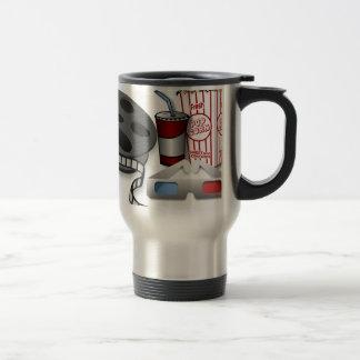 3D Movie Travel Mug