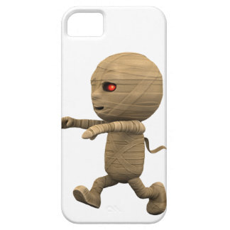 3d Mummy Chase! (Any Color U Like!) iPhone 5 Case