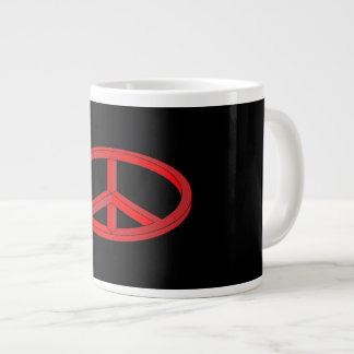 3D Optical Illusion (CND symbol) Jumbo Coffee Mug