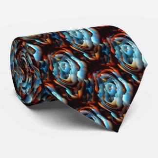 3D options de l'art abstrait 20A-20B Cravate Personnalisable